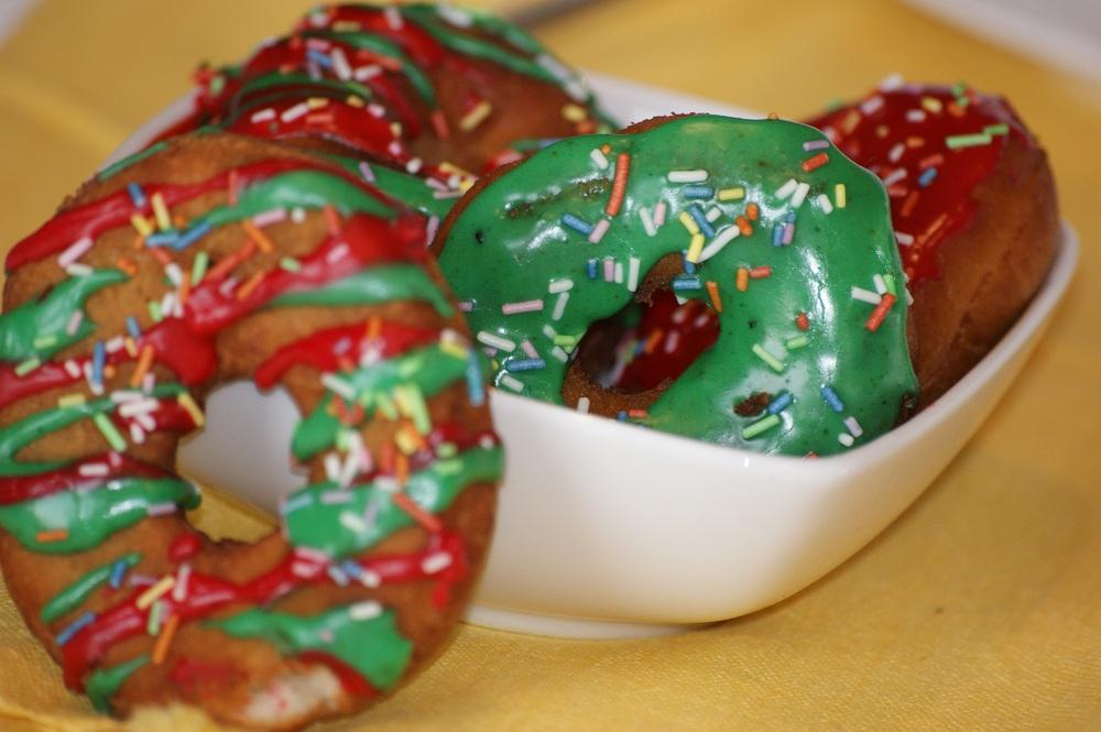 donuts selber machen zum kindergeburtstag kochjunkies. Black Bedroom Furniture Sets. Home Design Ideas